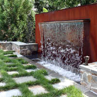 Cascade Wall Fountain
