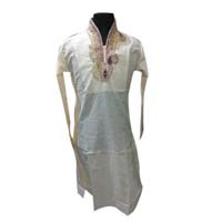 Mens Embroidered Kurta
