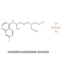 Hydroxychloroquine Sulphate