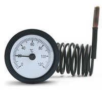 Capillary Temperature Gauge