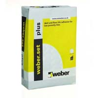 Weber Tile Adhesives