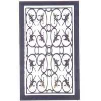 Wrought Iron Grills