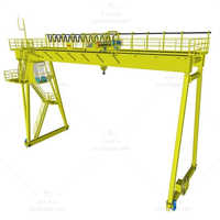 Rail Mounted Gantry Crane