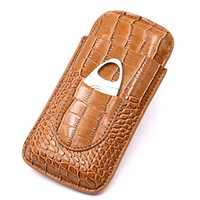Leather Cigar Case