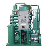 Used Oil Recycling Plant
