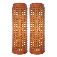 Plastic Perforated Tubes