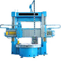 Cnc Vertical Boring Mill