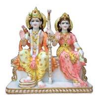 Ram Sita Statue