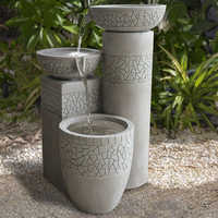 Concrete Water Fountains