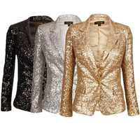 Sequin Jackets
