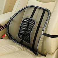Car Seat Backrest