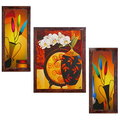 Painted Wall Hangings
