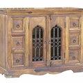 Wooden Jali Furniture