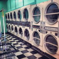 Industrial Laundry Service