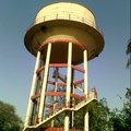 Overhead Water Tank