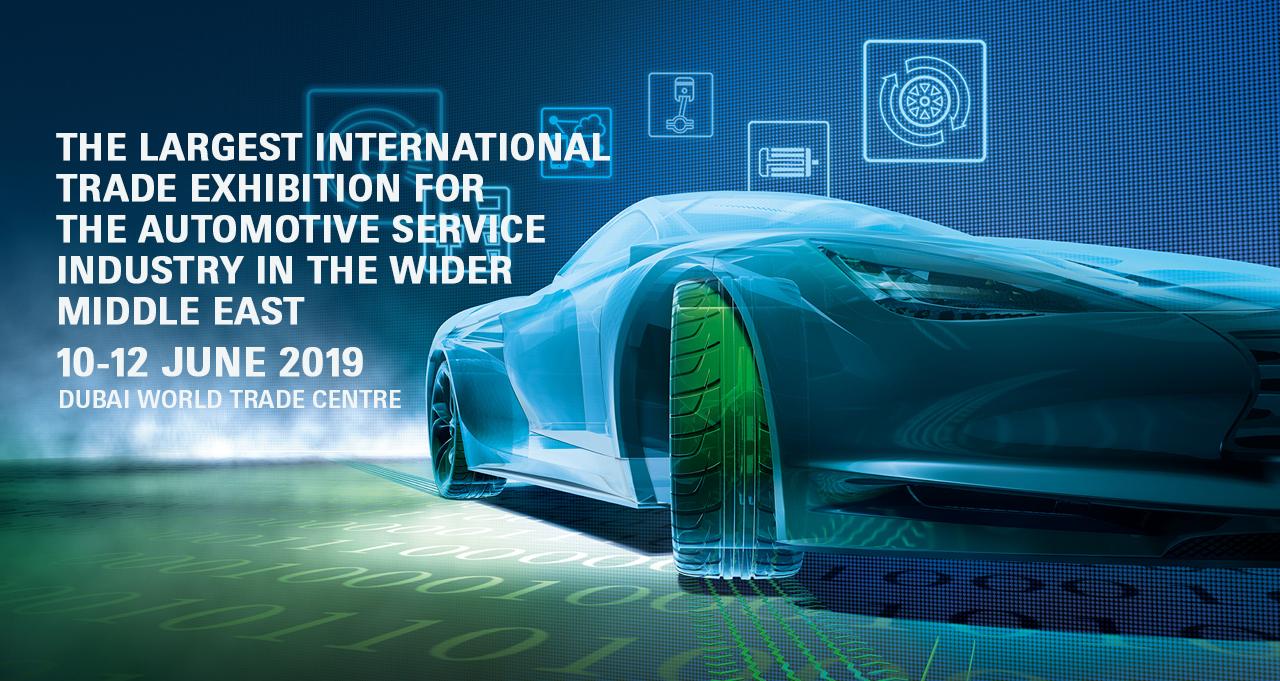Automechanika Dubai 2019- Automotive Trade Show, Automechanika Dubai