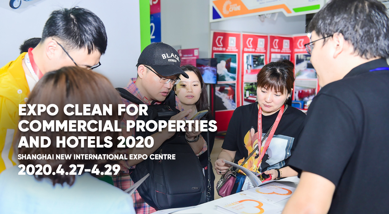 Expo Clean For Commercial Properties and Hostels 2020