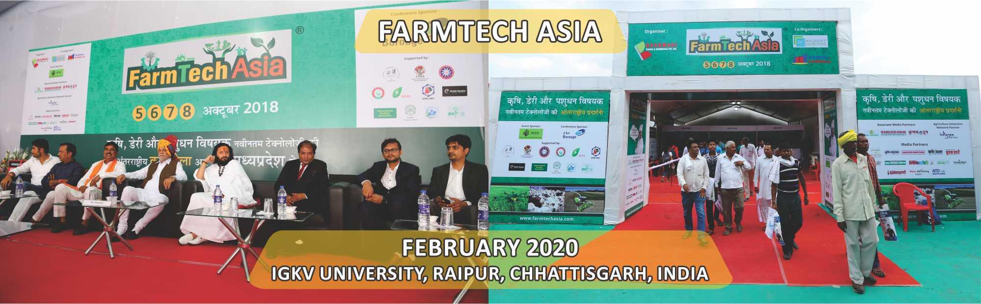 FARMTECH ASIA 2020