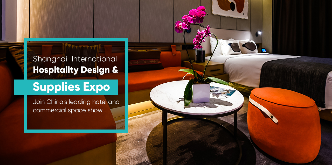 Shanghai International Hospitality Design and Supplies Expo20