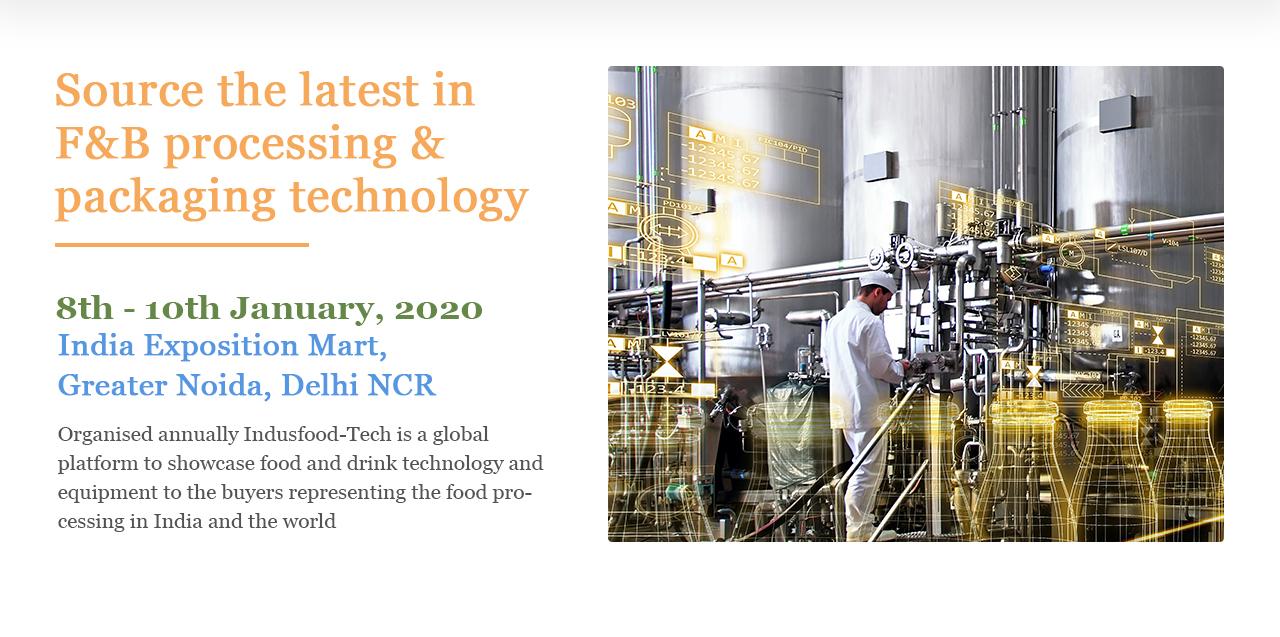 Indusfood-Tech 2020