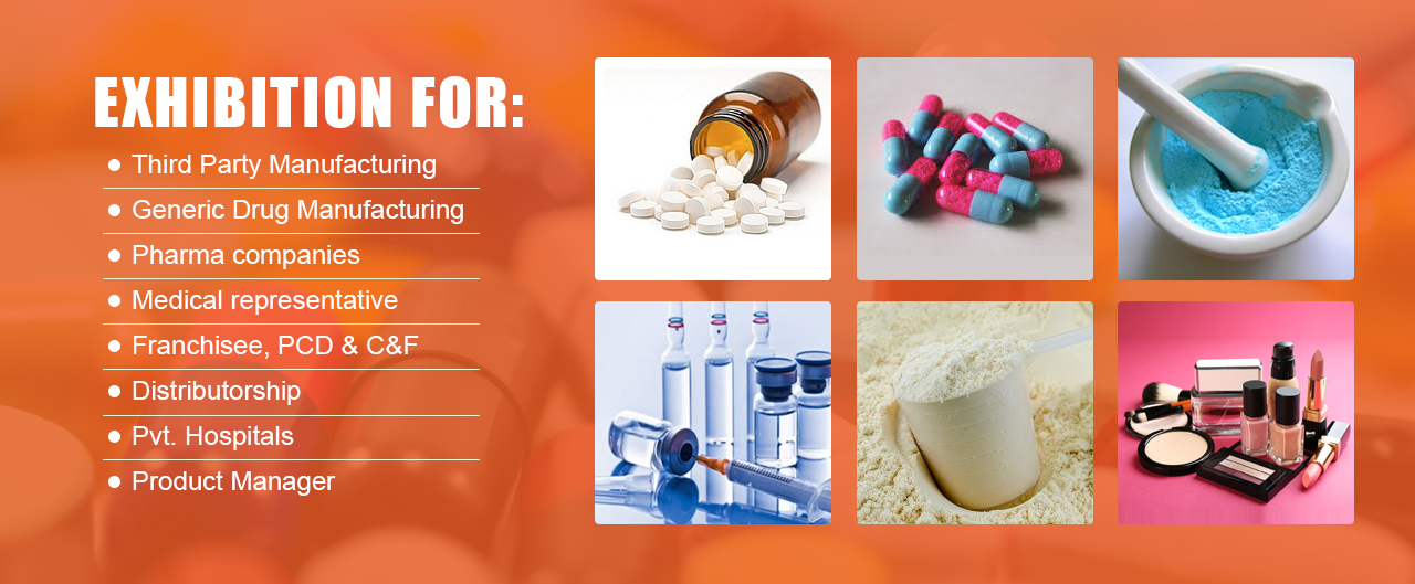 Pharma B2B Expo 2019- Pharmaceutical Exhibition in India
