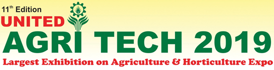 United Agritech 2019- Agri Exhibition in India, Agriculture