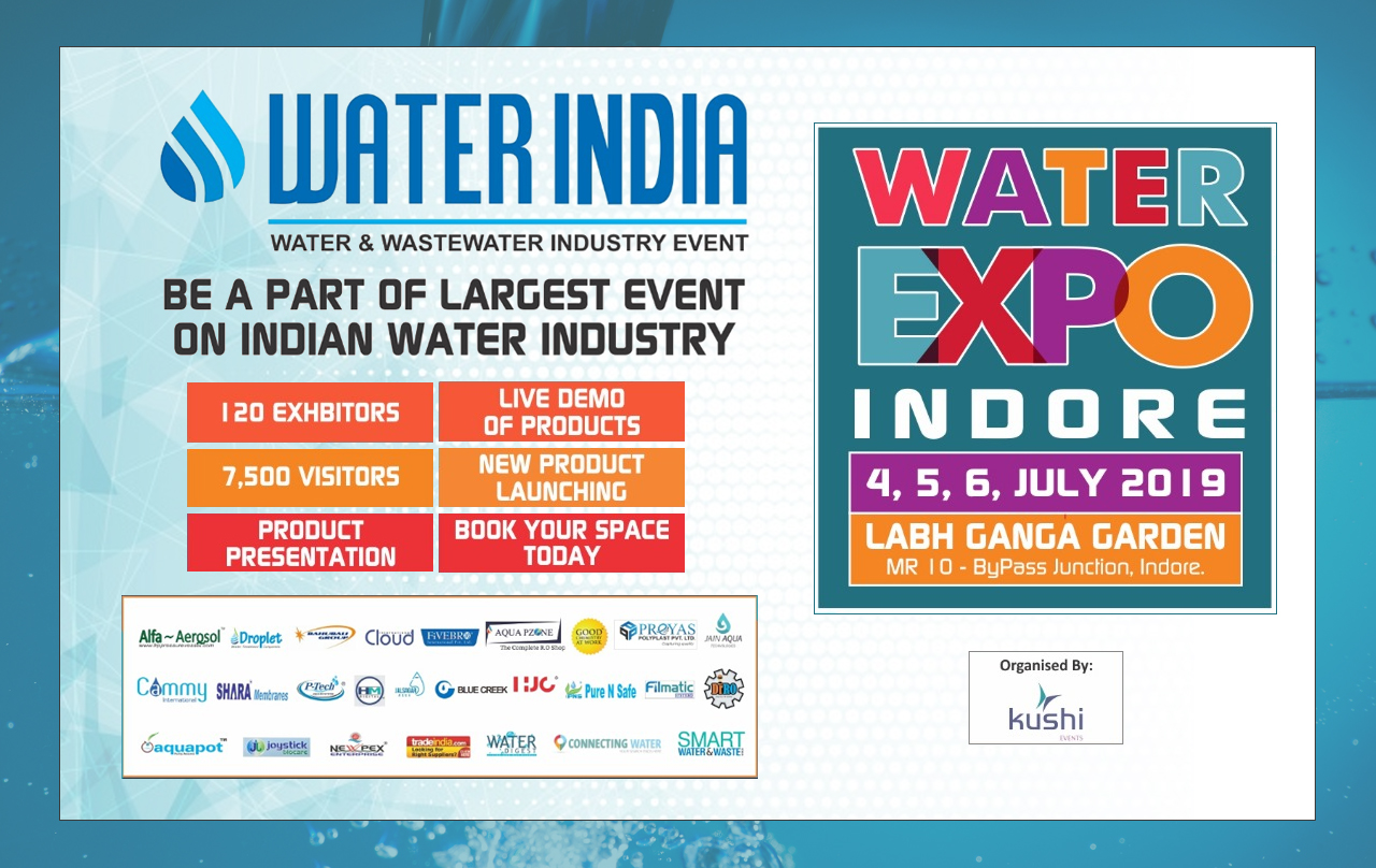 Water expo Indore 2019
