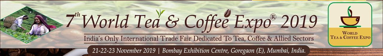 World Tea & Coffee Expo Mumbai India 2019