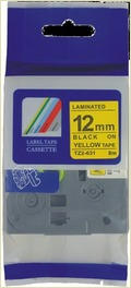 Compatible Brother P-Touch Label TZ631/TZE631