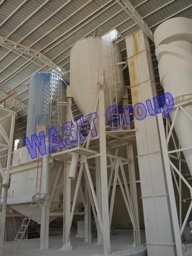 Pure White Gypsum Powder Plaster