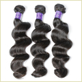 Unprocessed Brazilian Loose Wave Virgin Hair Extension