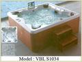 Digital Bath Spa Tub