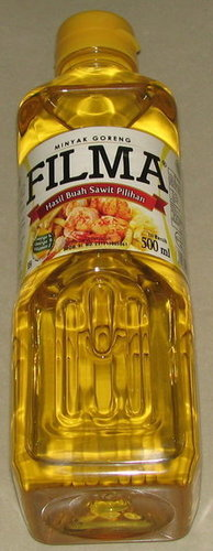 1000% Palm Cooking Oil Refined