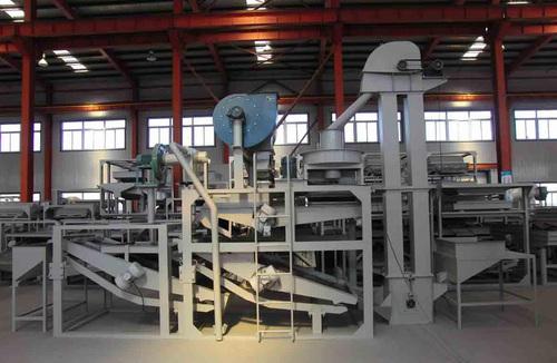 Advanced Oats Hulling Machine