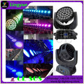 36x18w Rgbwa Uv 6in1 Zoom Beam Led Moving Head Light