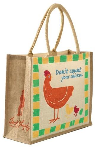 Jute Shopping Promotional Bags