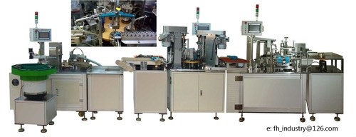 FH-3500 Automatic Assembling machien for snap-in capacitor