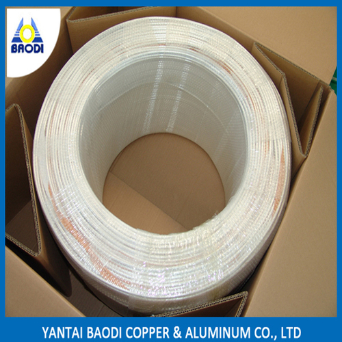 Extruded Aluminium Coil Tube 3003