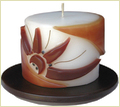 Designer Candle For Diwali Gifting