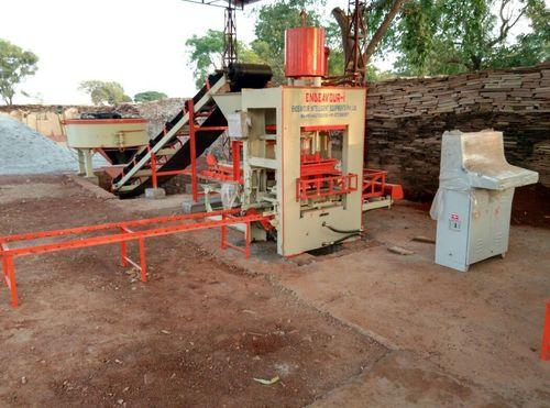 Industrial Automatic Fly Ash Bricks Plant
