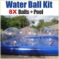 Water Ball Pool Inflatable For Walking Balls