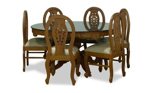 Wooden Dining Table Set In New Delhi Delhi