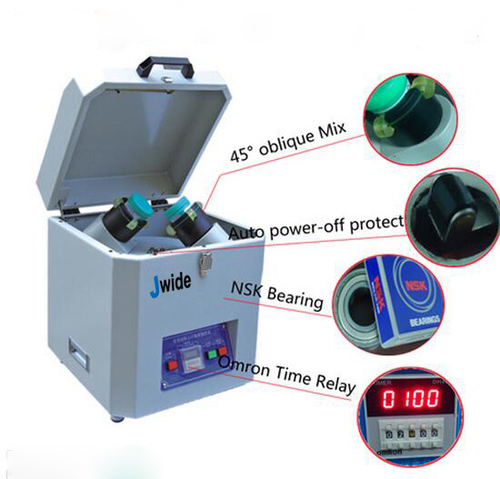 Automatic Solder Paste Mixer