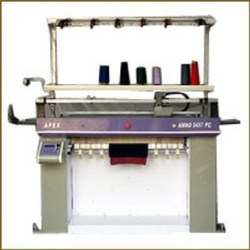 Industrial Jacquard Flat Knitting Machine
