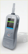 Alcohol Breath Tester With Inbuilt Printer A30