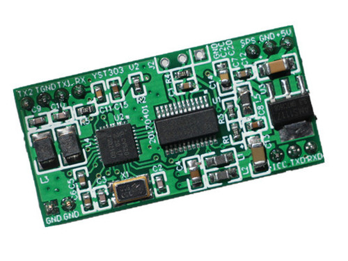 13.56mhz Rfid Card Reader Module With Iic Or Uart Interface