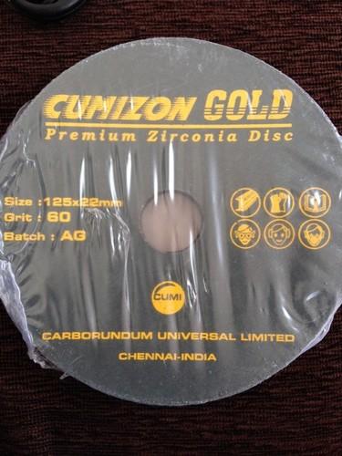 Carborundum Fiber Or Sanding Discs