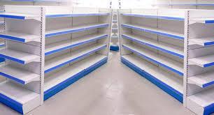 Designed Supermarket Rack