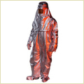 Fire Aluminized Proximity Safety Suit