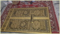 Hand Embroidery Kaaba Door Wall Hanging